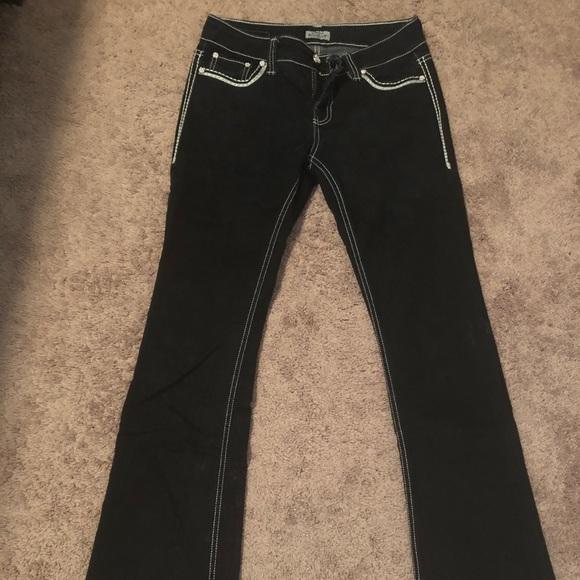 6ffa9febdee Daytrip Pants | Day Trip Virgo Bootcut Womens Jeans | Poshmark